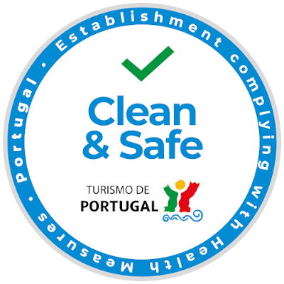 Palheiro Residence - Clean and Safe