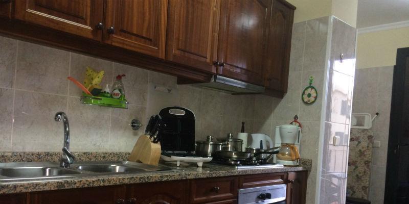 Cozinha - Cozinha equipada