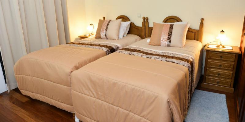 Segundo quarto - Quarto confortável