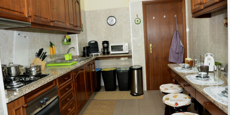 Kitchen - Fully equipped kitchen