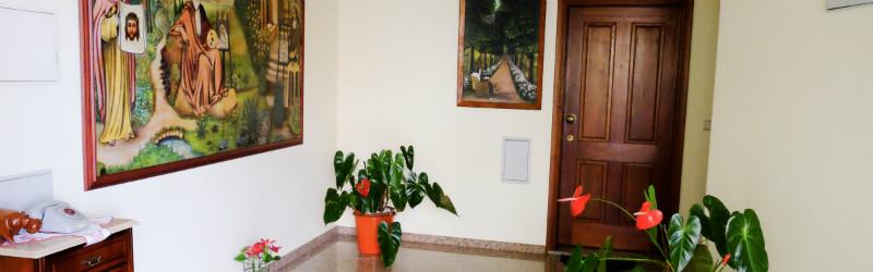 L'entrée de Palheiro Residence