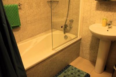 Casa de banho - Acesso a banheira