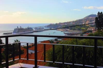 Vista excepcional desde el balcón